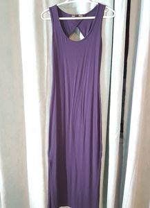 ☆3 for $25☆ Navy blue maxi dress
